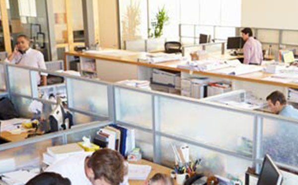 Commercial Office Interiors: Space Planning