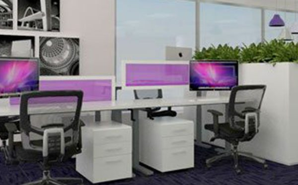 Has your office design evolved with the technology?