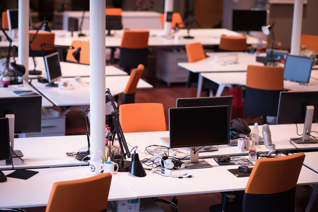 Engineering an office design