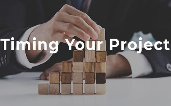 Timing Your Project