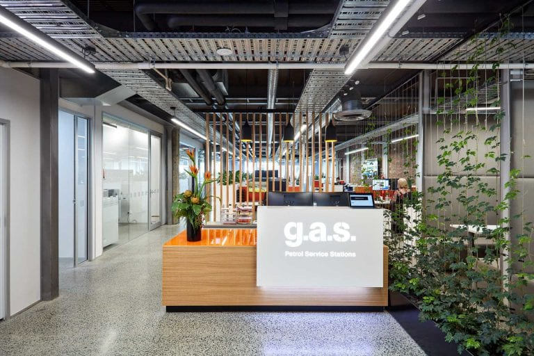 GAS Headoffice