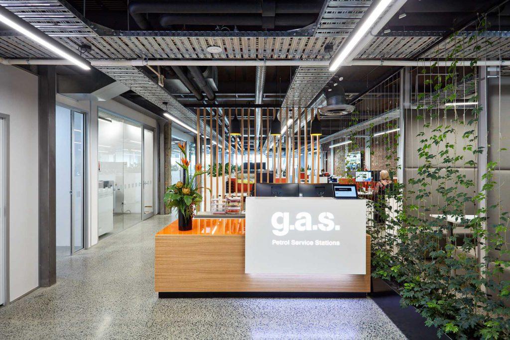 GAS Headoffice