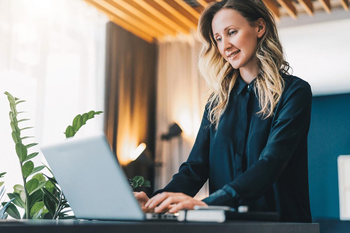 The Surprising Benefits of Standing Desks