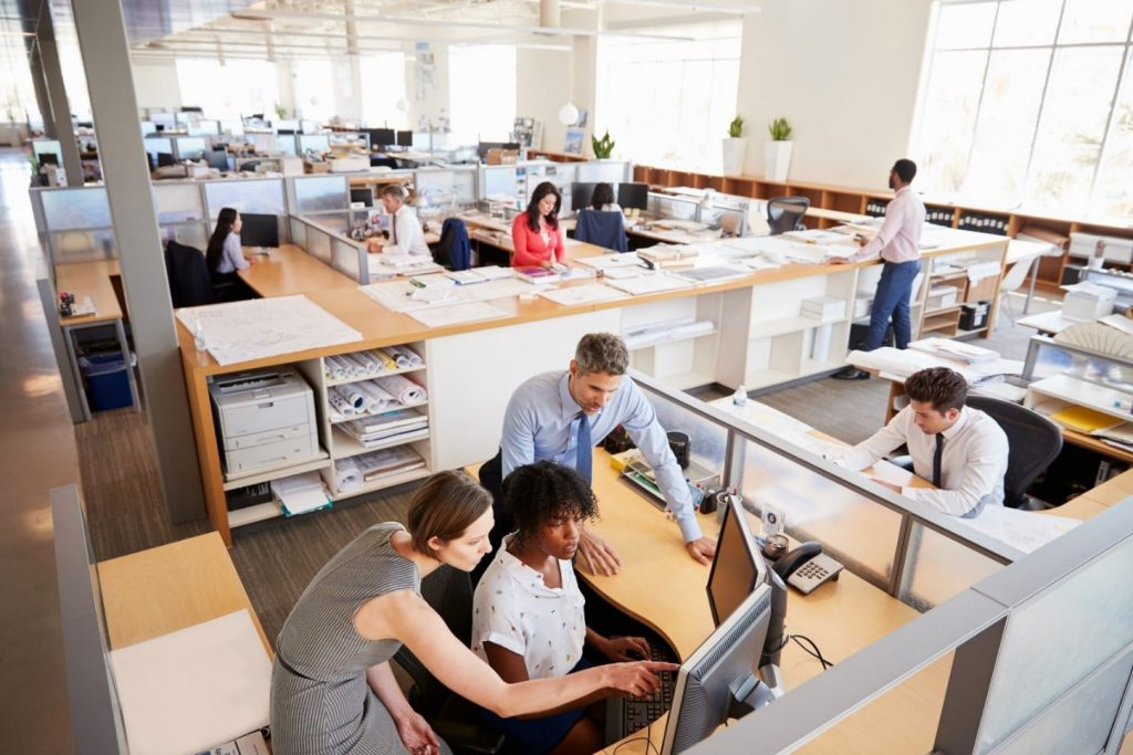 Top 5 Elements of an Agile Workspace
