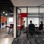 The DB Interiors head office design