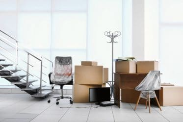 Office move concept