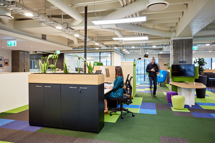 How to create flexible workspaces